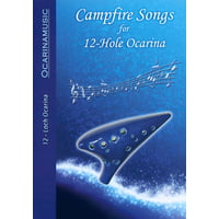 Thomann : Campfire songs 12-hole ocarina