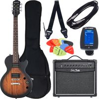 Epiphone : Les Paul Special VE VSB Bundle