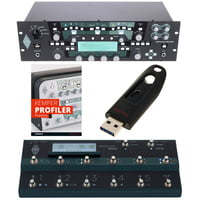 Kemper : Profiling Amp PowerRack Bundle