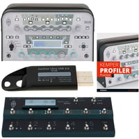 Kemper : Profiling Amp Head WH S Bundle