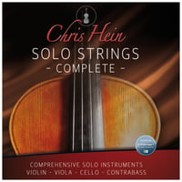 Best Service : Chris Hein Solo Strings Compl.
