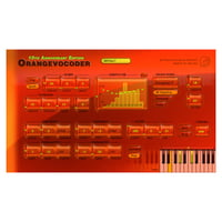 Zynaptiq : Orange Vocoder