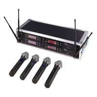 the t.bone : free solo HT 520 MHz/4 CH Rack