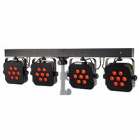 Stairville : Stage Quad LED Bundle RGBW