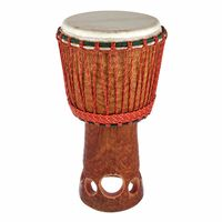 African Percussion : Cut Out Bassam Djembe