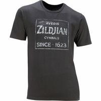 Zildjian : T-Shirt Quincy Vintage XL
