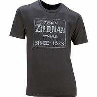 Zildjian : T-Shirt Quincy Vintage XXL