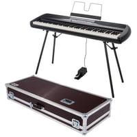 Korg : SP-280 BK Thon Case Set