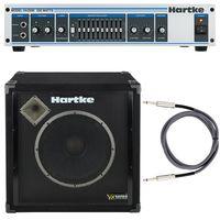Hartke : 2500 Bass Head Bundle