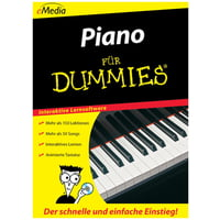 Emedia : Piano für Dummies - Win