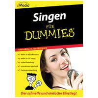 Emedia : Singen für Dummies - Win