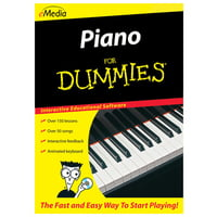 Emedia : Piano For Dummies - Win