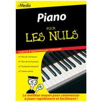 Emedia : Piano pour les Nuls - Win
