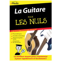 Emedia : Guitare pour les Nuls - Win