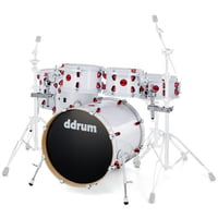 DDrum : Hybrid Kit Satin White