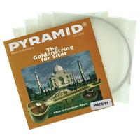 Pyramid : H673/17 Heavy Sitar Strings