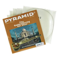 Pyramid : M674/7 Medium Sitar Strings