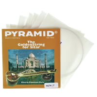 Pyramid : H674/7 Heavy Sitar Strings