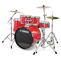 Yamaha : Rydeen Standard Hot Red