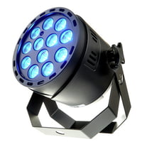 Fun Generation : LED Pot 12x1W QCL RGB WW 15°