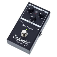 Sadowsky : SPB-2 Bass Preamp
