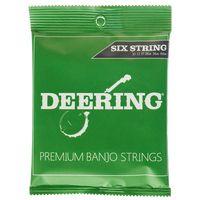 Deering : 6-string Banjo String Set