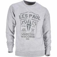 Les Paul Merchandise : Sweat Shirt Les Paul 1915 XXL