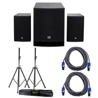 LD Systems : Dave 18 G3 Bundle