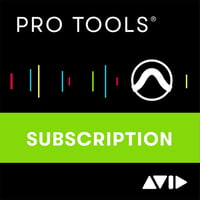 Avid : Pro Tools Annual Subscription