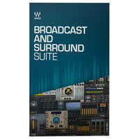 Waves : Broadcast and Surround Suite