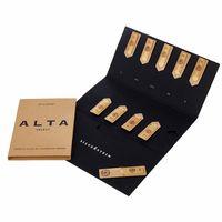 Silverstein : ALTA Clar Reeds (10 piece) 3+