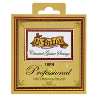 La Bella : 10PH Professional Silver HT