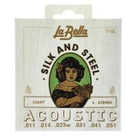 La Bella : 710L Silk & Steel L