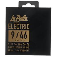 La Bella : HRS-L El. Guitar RWNP