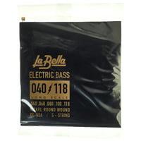 La Bella : RX-N5A Bass RWNP