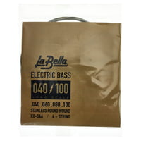La Bella : RX-S4A Bass RWSS