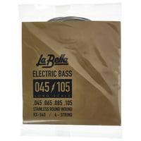 La Bella : RX-S4D Bass RWSS