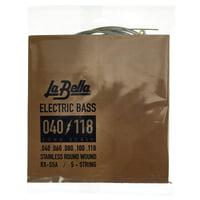 La Bella : RX-S5A Bass RWSS