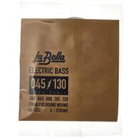 La Bella : RX-S5C Bass RWSS