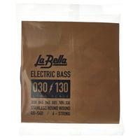 La Bella : RX-S6D Bass RWSS