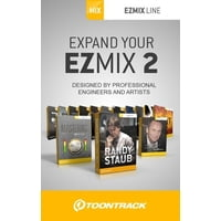 Toontrack : EZmix-Pack Card
