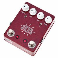 JHS Pedals : Ruby Red Butch Walker