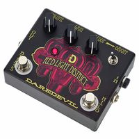 Daredevil Pedals : Red Light District Distortion