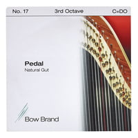 Bow Brand : Pedal Natural Gut 3rd C No.17