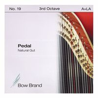 Bow Brand : Pedal Natural Gut 3rd A No.19
