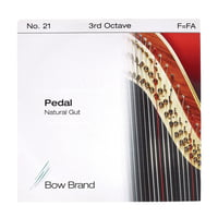 Bow Brand : Pedal Natural Gut 3rd F No.21
