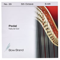 Bow Brand : Pedal Natural Gut 5th E No.29