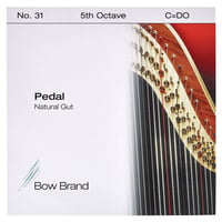 Bow Brand : Pedal Natural Gut 5th C No.31