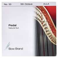 Bow Brand : Pedal Natural Gut 5th A No.33