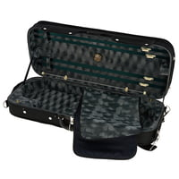 Roth and Junius : RJVC Double Violin Case BK 4/4